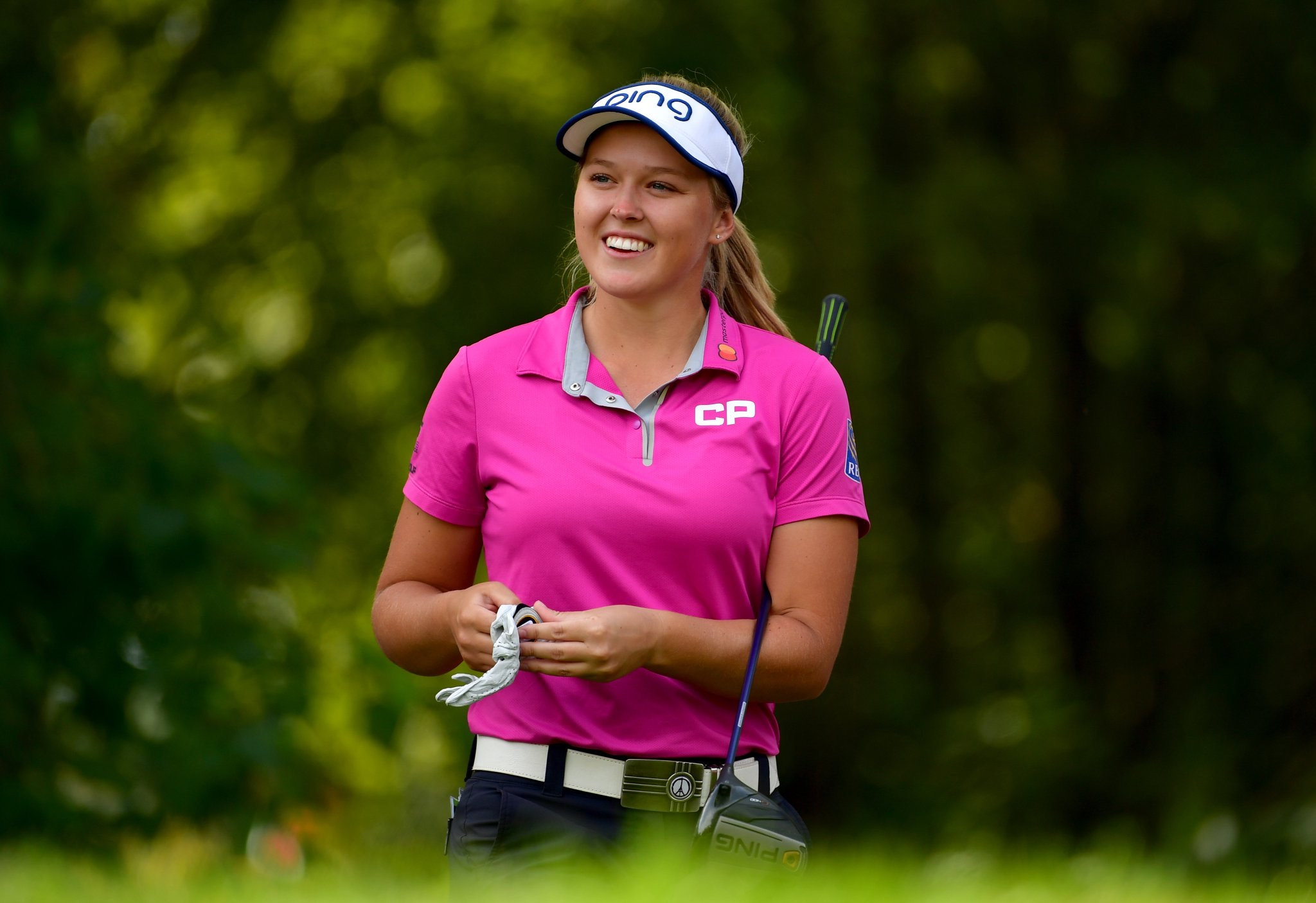 Brooke Henderson Scores On and Off The Course; Named as Winner of LPGA  Founders Award   Flagstick.com