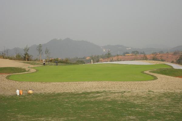 Resultado de imagen de china golf construction