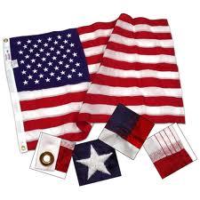 Nyl. Sewn US Flag