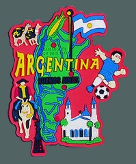 argentina-country-magnet