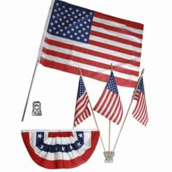 2.5' x 3.5' United States Home Decorating Kit
