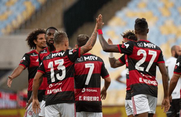 Flamengo-Comemoração