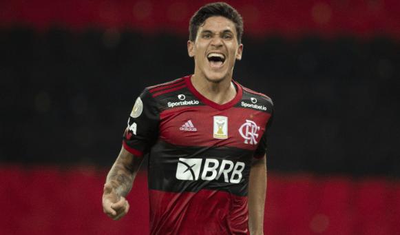 Alexandre Vidal / Flamengo Pedro