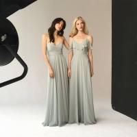 Bridesmaids' Dress Colors - Flair Boston | Wedding Dresses ...