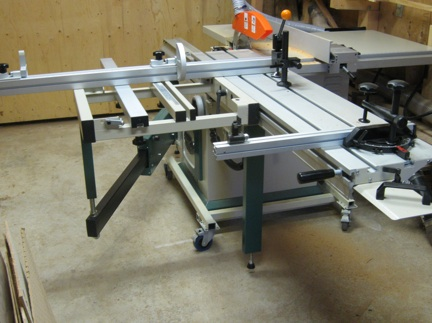 Excalibur Sliding Table Manual