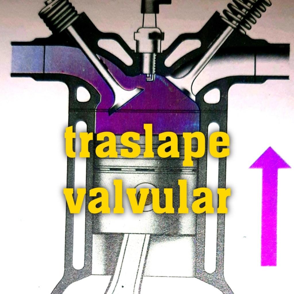imagen de traslape valvular