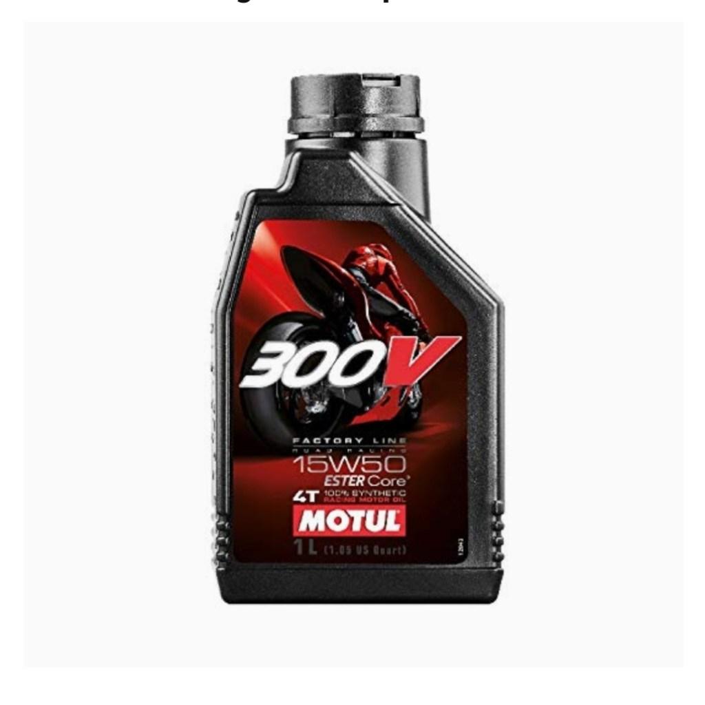aceite moto motul sintetico