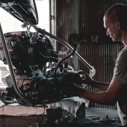 reparacion moto