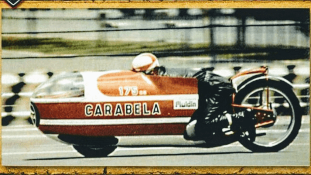 la moto mas rapida del barrio