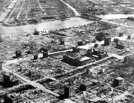 japon destruido