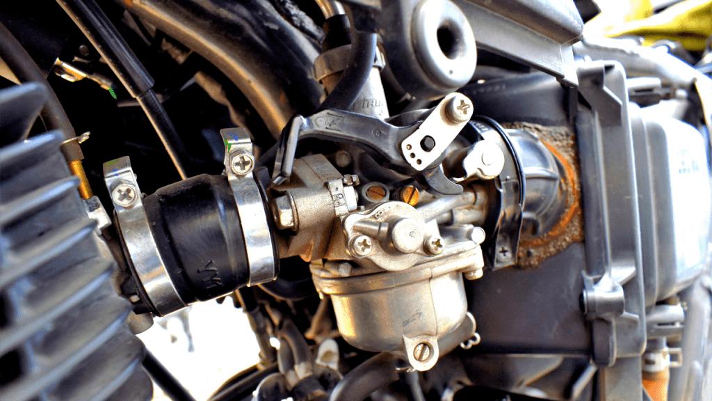 carburador de moto