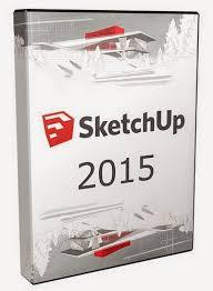 Google Sketchup Pro 2015