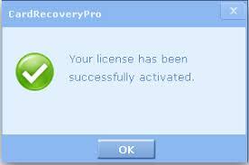 CardRecovery Registration Key V6 10