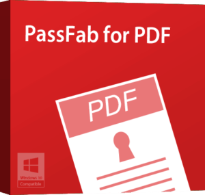 PassFab for PDF Crack