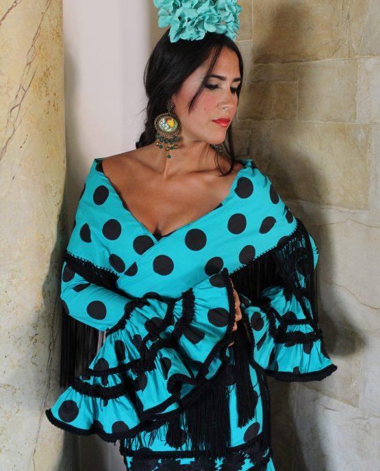 Traje Canastero Agua Dulce  Trajes de Flamenca  Flamenca