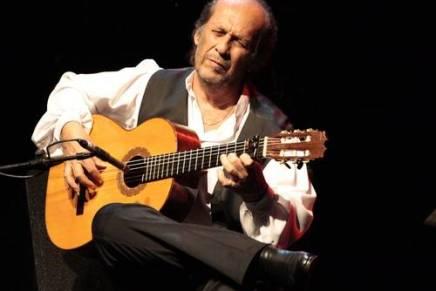 O Flamenco chora a partida do violonista Paco de Lucía