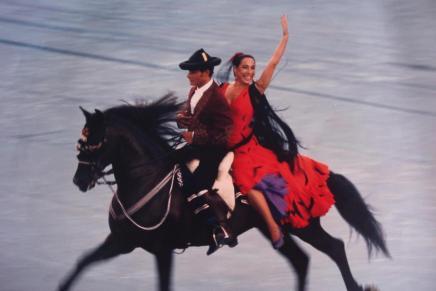 Para recordar: Cristina Hoyos nos Jogos Olímpicos de 1992