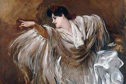 """""""Um baile em arte flamenca"""" – versos por Renata Schiavon"""