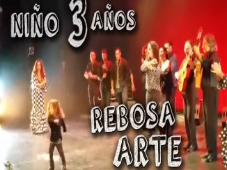 azael cortes niño flamenco bulerias 2016 flamenco lacho