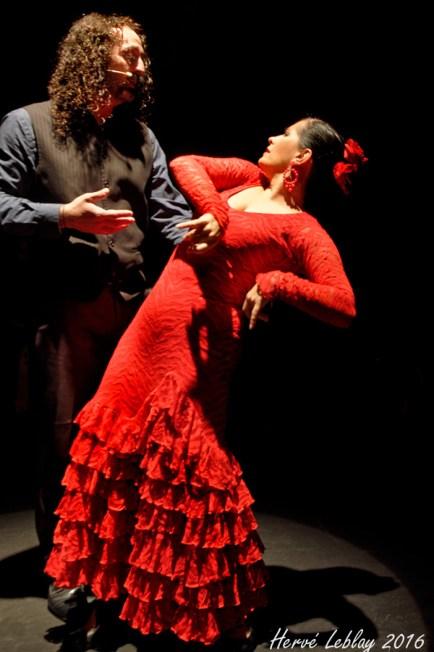 Momentos Flamencos (Maison de la Culture Ahuntsic,, Montréal) 15 novembre 2016