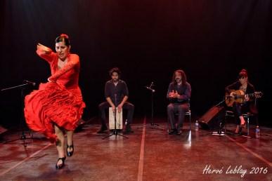 Momentos Flamencos (, Maison de la Culture Ahuntsic, Montréal) 15 novembre 2016