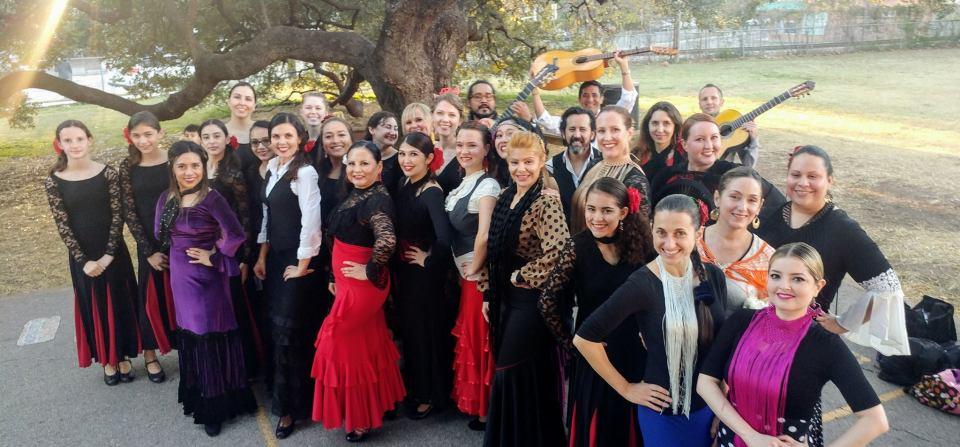Beginner Flamenco Classes