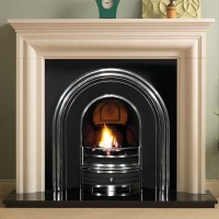 Asquith Fireplace. Gallery Asquith Limestone Fireplace ...