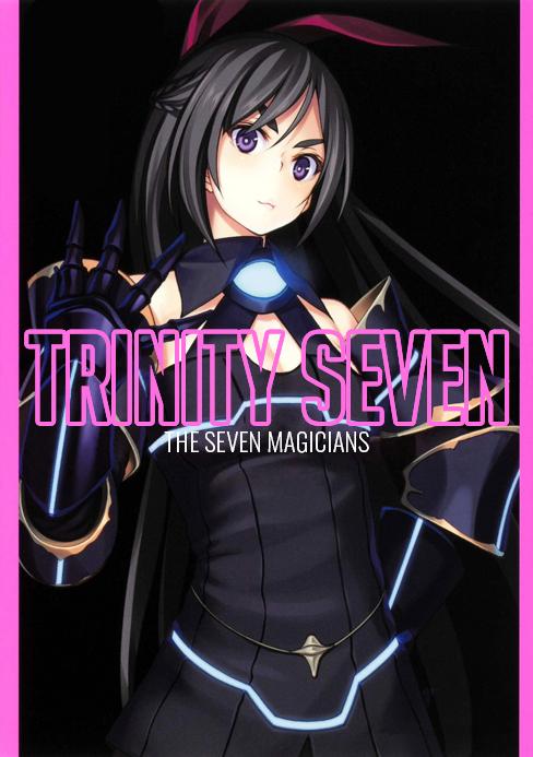 Trinity Seven 01 Vostfr : trinity, seven, vostfr, Trinity, Seven, Magicians, Flame, Scans, Quality, Scanlation