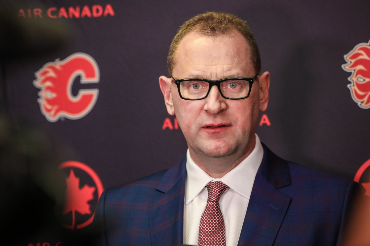 Flames reportedly inquiring about just about everybody