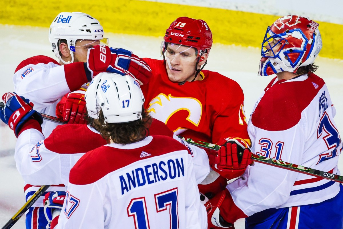 Do the Flames still have a hope at the playoffs?
