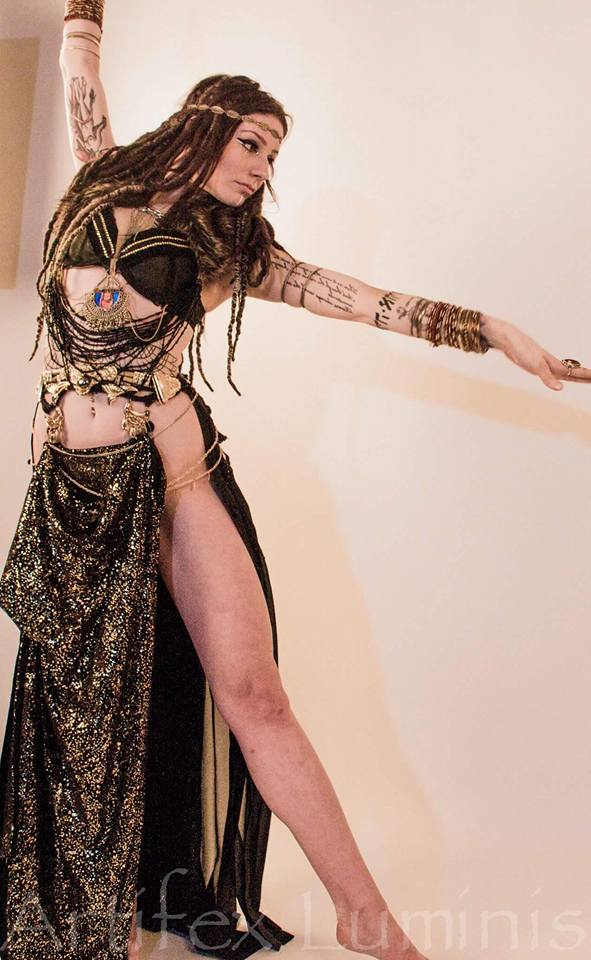Gamma Ra Vancouver Belly Dancers