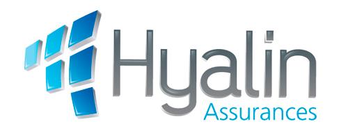 Hyalin - Logo définitif
