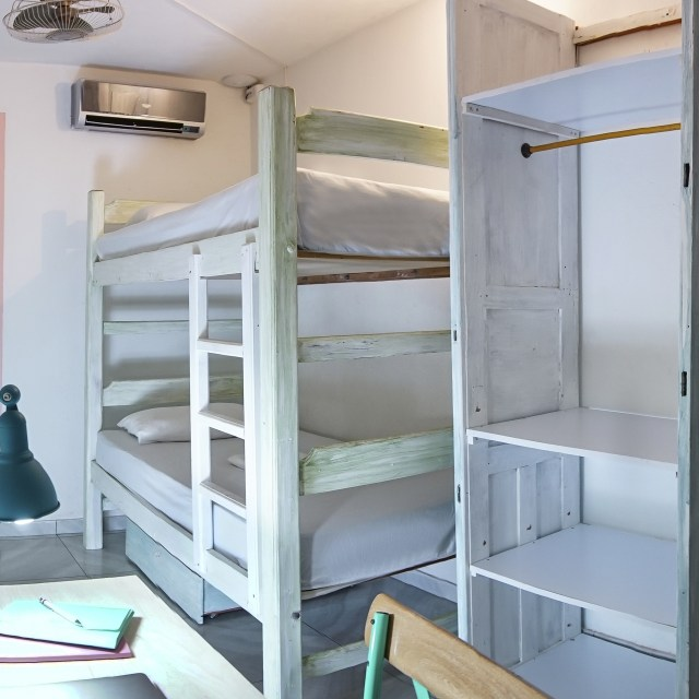 2-Bed Dorm with bathroom