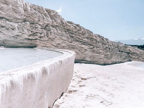 Pamukalle thermal springs