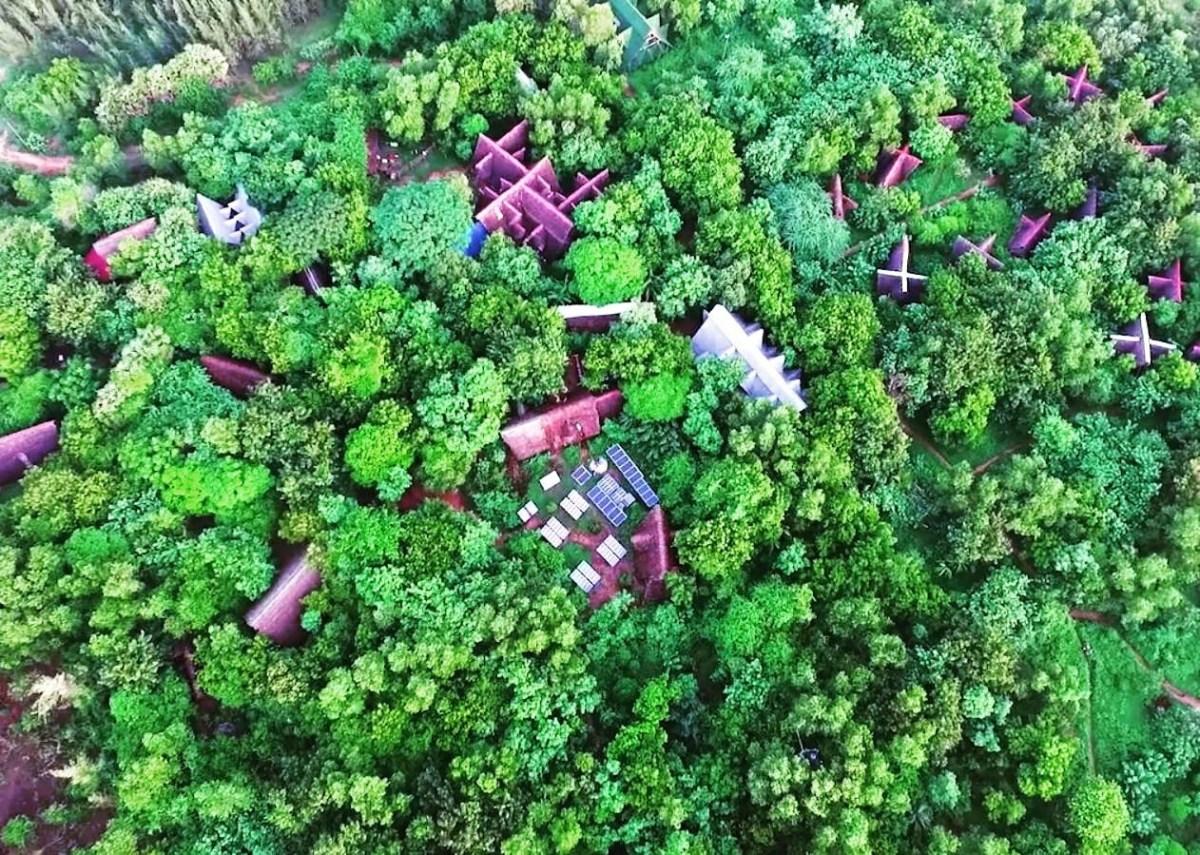 Hut Life @ Sadhana forest