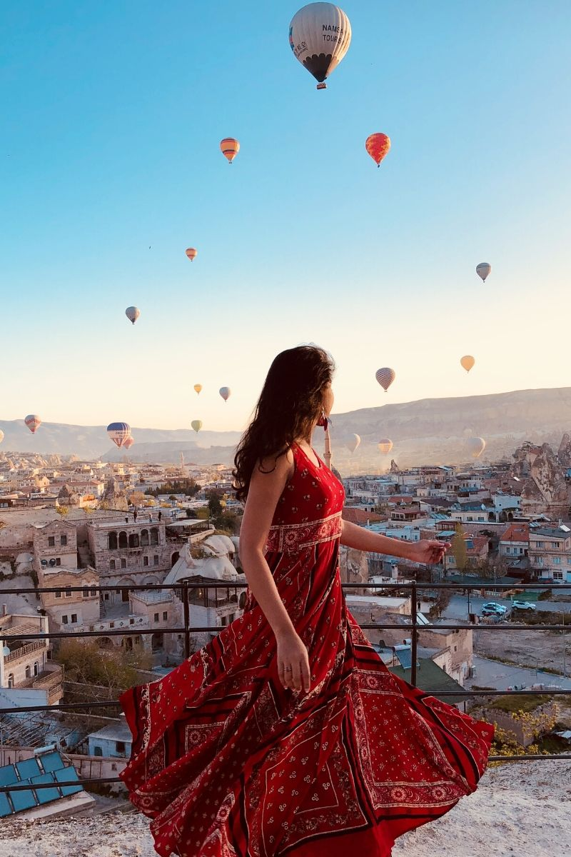 Turkey blog by bhavya vatrapu