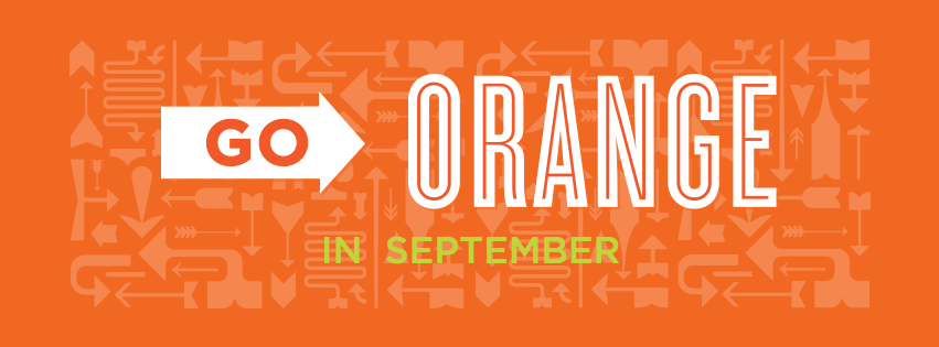 Go Orange FB Cover