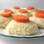Mom's Traditional Sweet Gefilte Fish