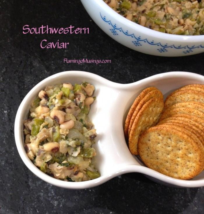 Southwestern Caviar | Flamingo Musings