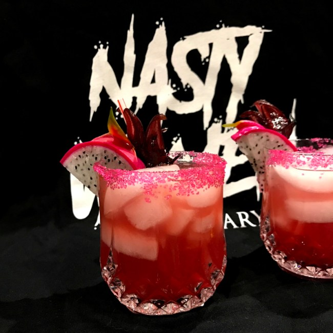 Nasty Woman Cocktail | Flamingo Musings