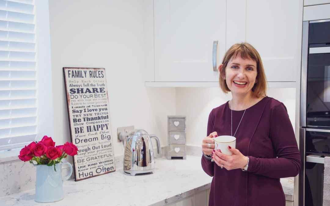 Sarah Owen Professional Organiser in Kitchen