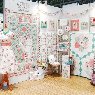 Rose Lane Fabric – Coming September 2019!