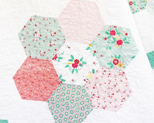 Vintage Garden Quilt Pattern 2