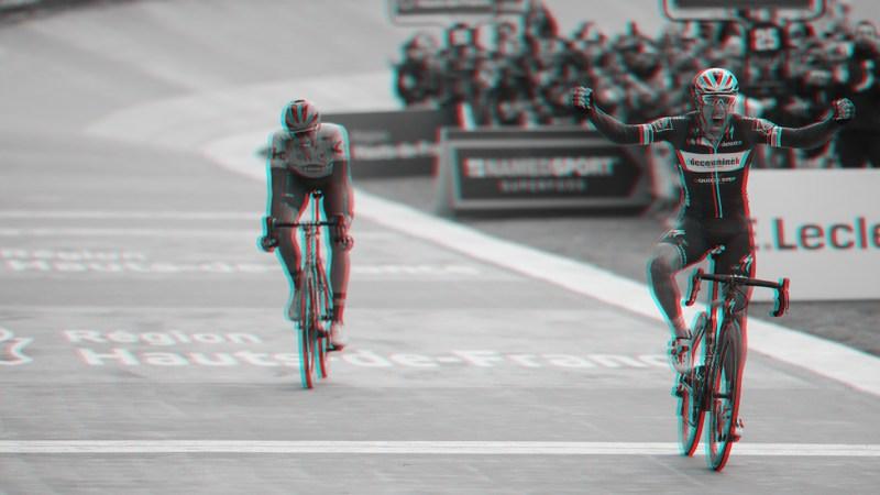 Philip Gilbert Wins the 2019 Paris Roubaix