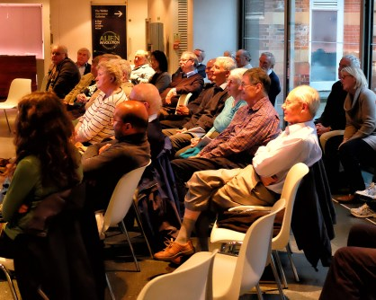 Over 30 Flamsteed members were in attendance at the ROG