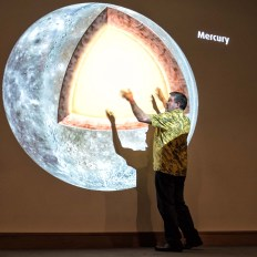 Greg and the core of Mercury