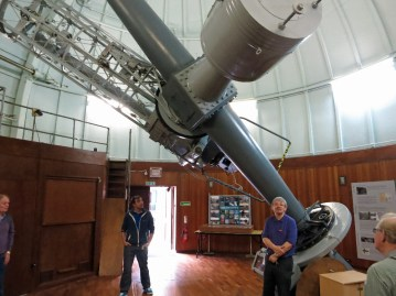 "Yapp 36"" Reflector Once the largest telescope in the UK"