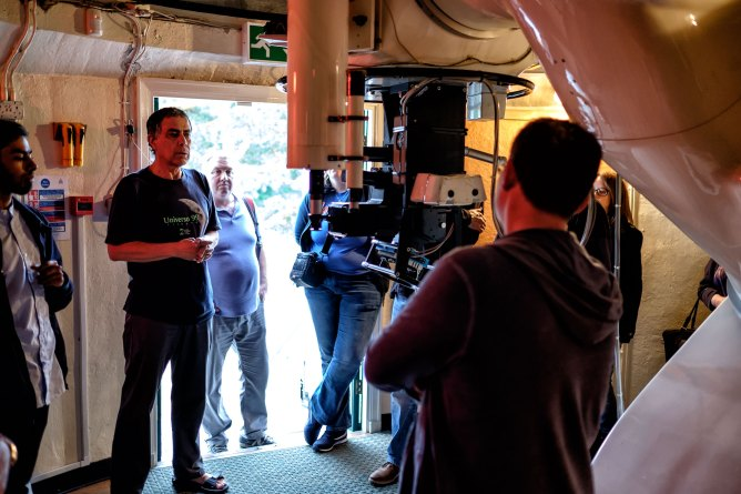 Francisco chats to us about the Allen Reflector