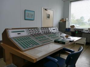 Control Panel for the decommissioned 1971 Ryle Telescope