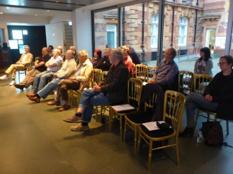 Engaged Flamsteed Audience